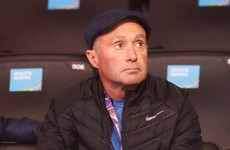 Disgraced coach Salazar lodges appeal of four-year doping ban