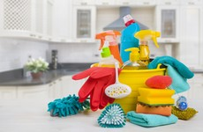 What are the basic cleaning products every grown-up should own?