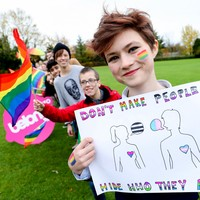 Half of LGBT+ students have heard homophobic or transphobic comments from staff members at school