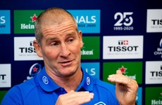 Confidence, rather than 'Leinster style'  the key difference for Ireland in 2019, says Lancaster