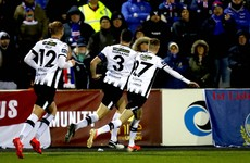 Dundalk crush Linfield 7-1 on aggregate to win new cross-border competition