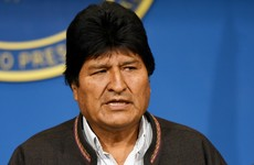 Ex-Bolivian president travelling to Mexico after being granted asylum
