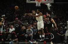 Kawhi struggles against former team Raptors but Clippers find way to win