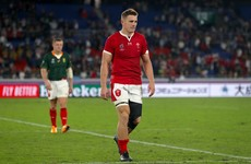 Key centre Davies set to miss Six Nations as Wales suffer double injury blow