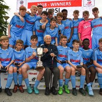 FAI lead tributes after passing of 'Godfather of schoolboy football in Ireland,' Fran Ray