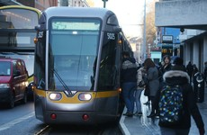 Seven men involved in Luas clash with far-right group given suspended sentences