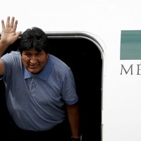 'The president of Mexico saved my life': Evo Morales reaches exile after fleeing Bolivia