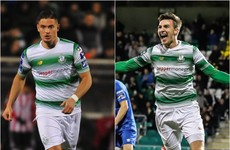 Shamrock Rovers duo depart 2019 FAI Cup champions