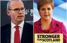Tánaste in Edinburgh today to help build ties with Scotland post-Brexit