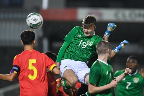 A great start for the Ireland U17s.