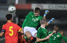 Joy of six for Ireland's young guns as U17s begin Euro qualifiers on a high in Cork
