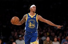 Struggling Warriors' injury crisis deepens as Damion Lee fractures hand
