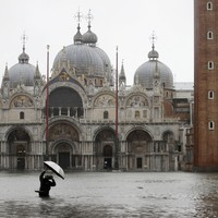 'A dramatic situation': Venice flooded by highest tide in more than 50 years
