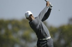 Tiger poised to pounce after 'efficient' start to US Open