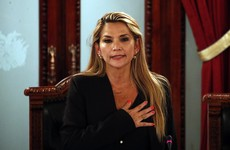 Bolivia crisis: Senator declares herself interim president as Morales vows to fight