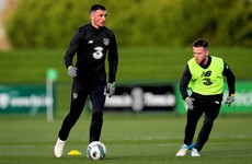 Troy Parrott and Jack Byrne to start for Ireland in friendly with New Zealand