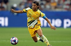 Major coup for Chelsea as English women's top-flight leaders sign Australia's World Cup star