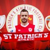 St Pat's confirm signing of ex-Dundalk star Benson