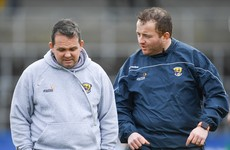 'The first day I met him was in the LIT canteen 15 years ago and I was going, 'Jesus, I'm here with Davy Fitz''
