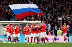 Russia snub Adidas jersey for Euro 2020 qualifiers over upside-down colours on flag