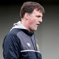 Young Munster boss named head coach of Ireland Club XV for 2020 title defence