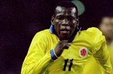 Asprilla: I had to beg a hitman not to kill Chilavert