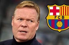 'Joining Barcelona is a possibility' - Koeman