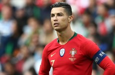 Portugal boss fumes at repeated Cristiano Ronaldo questions in press conference