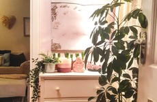 'The colours in our sitting room always make me smile': Inside a cosy mid-terrace home in Dublin 18