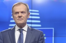 Brexit will make Britain a 'second-rate player', Donald Tusk says