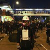 Universities on shutdown in Hong Kong as foreign students are encouraged to leave over  violent protests