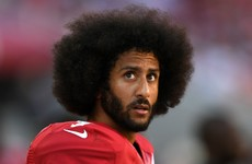 Kaepernick's former team-mate says NFL workout feels like 'PR stunt'