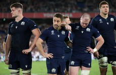 Scottish Rugby Unions expresses 'regret' and pays €82k fine to World Rugby