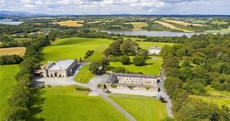 Royal flush: Country manor with a castle on the side for €1.95m