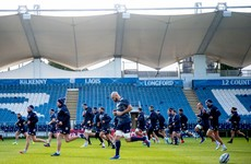O'Brien brought into Leinster camp as they ramped up to take on Europe again