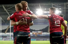 Stubborn Ospreys effort forces Munster to deliver late, late bonus point win