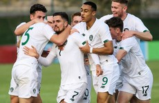 Elbouzedi strike earns Ireland U21s victory despite O'Shea red card