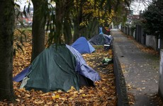 'If you said 50 years ago there would be families living in tents because they can't afford rent, I would have laughed'