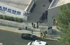 Multiple injuries reported in shooting at high school in Santa Clarita, California