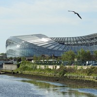 Lansdowne Road Dart station will be temporarily closed for a match on Monday