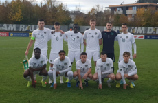 Arsenal youngster sees red as Ireland U19s suffer late heartbreak