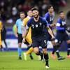 Late penalty secures win for France hours after clinching Euro 2020 spot
