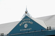 Sheffield Wednesday charged by EFL over Hillsborough stadium sale