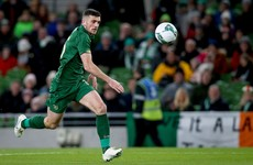 Parrott getting closer to moment of glory for Ireland as Brady reminds McCarthy of his set-piece prowess