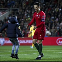 Ronaldo hits hat-trick in 6-0 victory as Portugal close in on Euro qualification