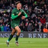 Which Irish player did enough last night to feature against Denmark?