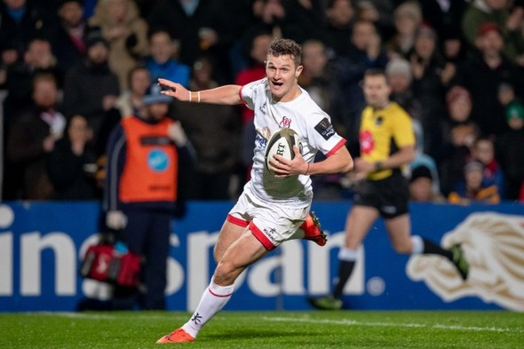 Ball boy memories and his brother await as Burns prepares to steer Ulster in Bath