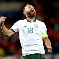 Recently-retired Ireland midfielder Meyler takes first steps into coaching with U17s