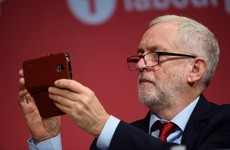 Jeremy Corbyn pledges free high-speed broadband for all in the UK