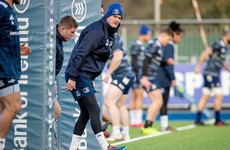 Johnny Sexton back in blue as Leinster begin Champions Cup chase at home to Benetton